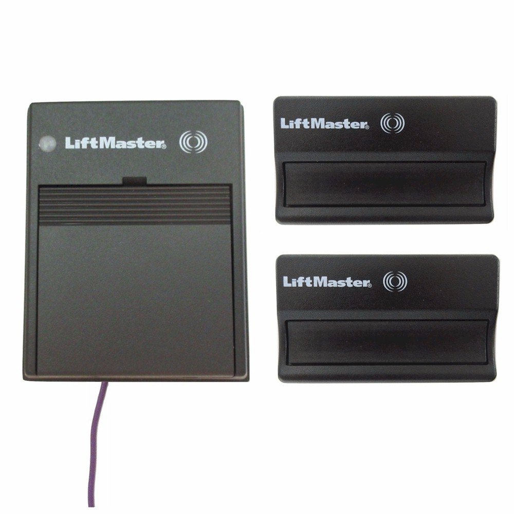 Liftmaster 365lm Universal Plug In Receiver Amp Two 371lm