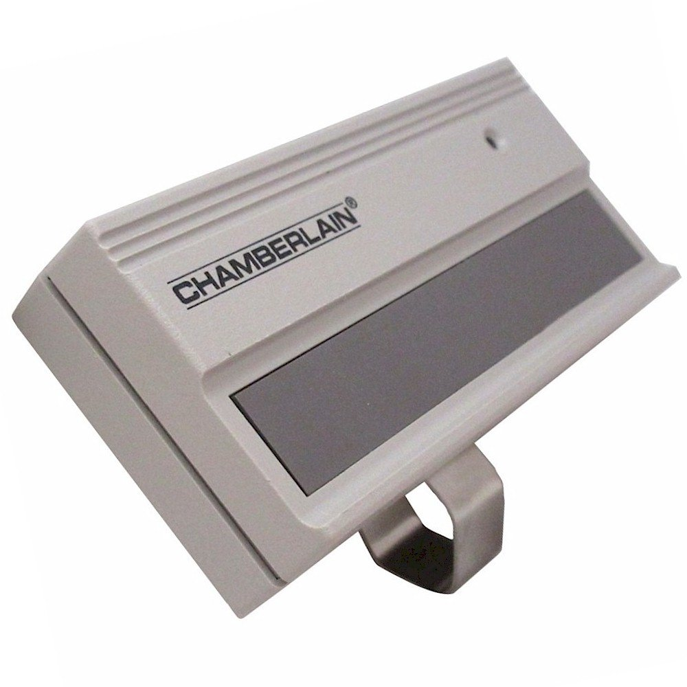 Chamberlain 300MC Multi-Code 3089 MCS308911 Compatible 1 Button Visor Gate Garage Door Remote