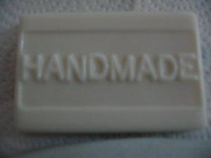 Handmade Cool Peppermint Shea Butter Soap 4oz.
