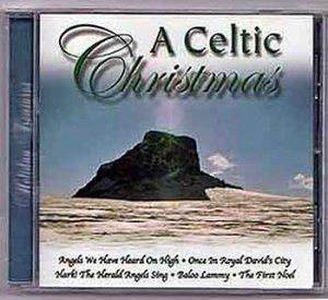 A Celtic Christmas  Holiday Treasures CD - Beautiful Music of Ireland