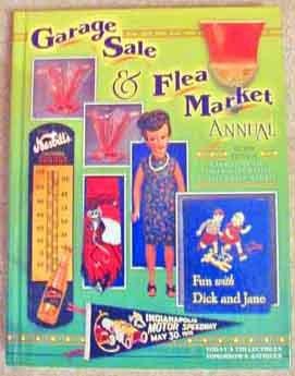 Garage Sale, Flea Market, Collectibles Value & Identification Guide Book
