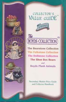 Boyd's Collection - Market Value & Identification Guide for Boyd's Collectibles 1996