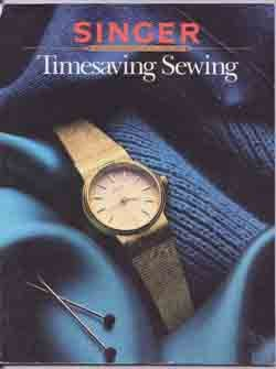 Timesaving Sewing     Singer Reference Library