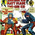 Mighty Marvel Western #28 - Rawhide Kid, Matt Slade, Two-Gun Kid - Vintage Marvel Comics