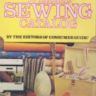 The Whole Sewing Catalog - Vintage 1970s Comprehensive Guide to Sewing