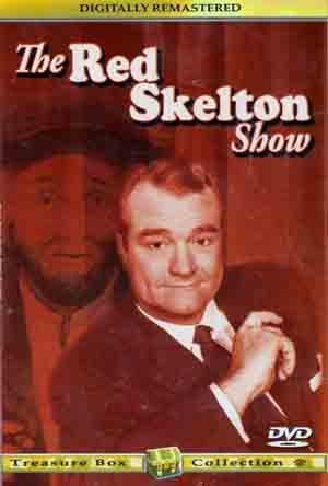 Vintage TV Comedy 3 DVDs Red Skelton  Jack Benny & More