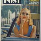 1964 Dec 5  Saturday Evening Post:  Beverly Hills Stars. Carol Lynley Cover Photo.