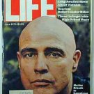 1979 June Life Magazine: Marlon Brando, Apocalypse Now. Youth Terrorist Training Camps