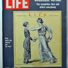 1970 Sept 4 Life Mag  Women's Lib; 50th Anniversary of the Woman's Right to Vote