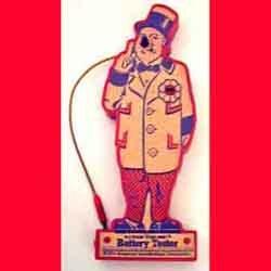 W.C. Fields Red Nose Battery Tester. Novelty Memorabilia