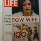 1972 Sept 29.  Life Magazine:  Vietnam POW Wife. Danny Thomas Ad for Maxwell House