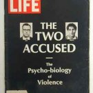 1968 June 21 Life Magazine RFK  Killer James Earl Ray Life Story   MLK Killer Sirhan Sirhan Capture