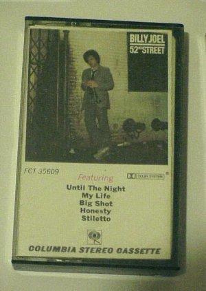 52nd Street [1978 Version] - Billy Joel (Cassette)