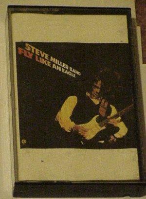 Fly Like An Eagle - Steve Miller (Cassette 1987)