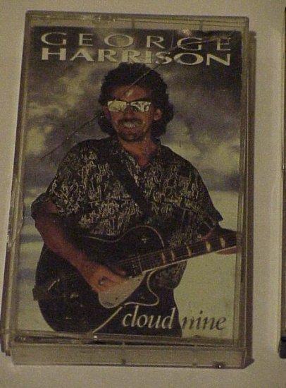 Cloud Nine [Remaster] - George Harrison (Cassette 1987)