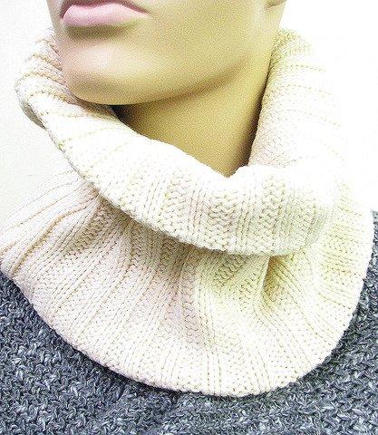Fashion Cold Weather Scarf Head Neck Warmer Beige