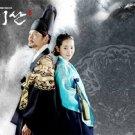 Korean Drama DVD: Yi san, english subtitles