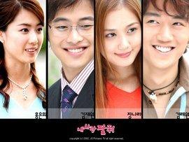 Korean drama dvd: My love patzzi, english subtitles