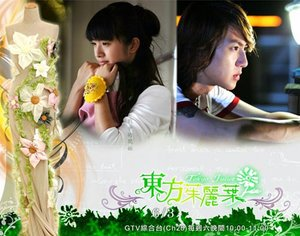 Taiwan drama dvd: Tokyo Juliet, english subtitles