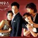 Korean drama dvd: Full house, english subtitles