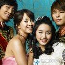 Korean drama dvd: Princess hours, english subtitles
