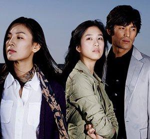 Korean drama dvd: Autumn shower, english subtitles