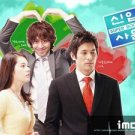 Korean drama dvd: Super rookie, english subtitles