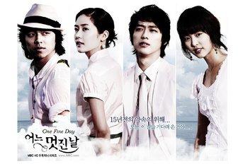 Korean drama dvd: One fine day, english subtitles