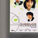 Korean drama dvd: To order lover, english subtitles