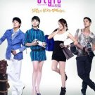 Korean Drama DVD: Style, english subtitles