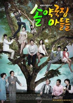 Korean Drama DVD: The Sons of Sol Pharmacy House, English subtitles