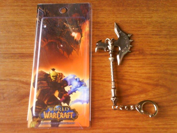 Anime World Of Warcraft Key Chain/Ring #3