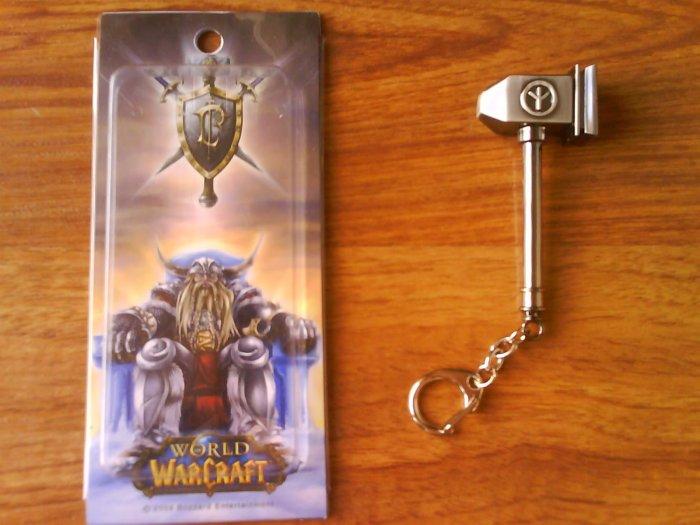 Anime World Of Warcraft Key Chain/Ring #7