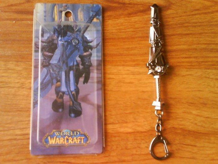 Anime World Of Warcraft Key Chain/Ring #9