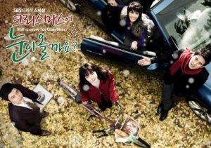 Korean drama dvd: Will it snow for Christmas? english subtitles