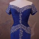 x Fashion Ltd  Style #3010 - Couture Mother of Bride Dress   Short Sleeve Gown