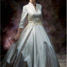 Darius Cordell Style #B2028 - Elegant Ball Gowns, Long Sleeve Evening Gowns