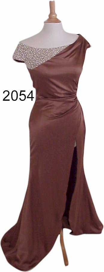 Dress Designer | Style #2054 - mother of the groom gowns | x Fashion Ltd