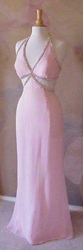 Dress Designer | #3020 - Pink Evening Dresses - Designer Pageant Gowns