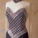 Dress Designer   Style #3200LS - Long Sleeve Black Dresses - Formal Wear