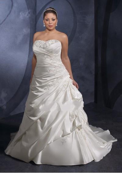 x #2034 - Plus Size Wedding Dresses