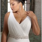 x #B2012 Plus Size Evening Dresses