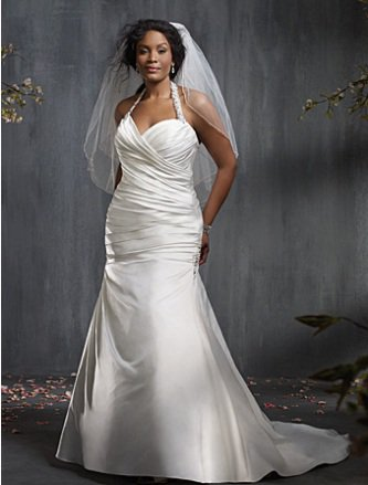 x - Designer Plus Size Wedding Dresses