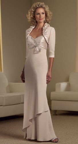 Style #111906 - Mother of Bride Dresses with Jackets