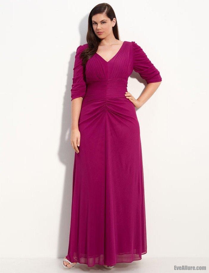 #2013-39 x   Evening Dresses for larger women