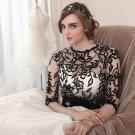 Darius Cordell #Br832 Black White Wedding Dresses | Black White Bridal Gowns