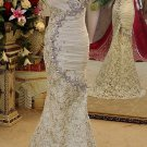 x - Lace Evening Dresses, White Evening Gowns