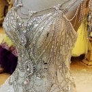 Darius Cordell Prices - Crystals on Beaded Wedding Dresses with Beading Bodice