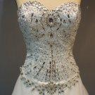Darius Cordell #E4315R Corset Bodice Bridal Gowns, Beaded Wedding Dresses