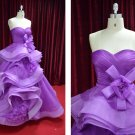 x - Formal Ball Gowns, Purple Evening Dresses
